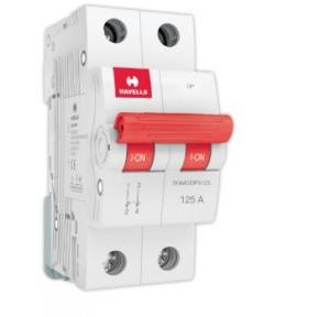 Havells 125A 2P Isolator, DHMGIDPX125