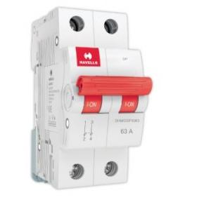 Havells 63A 2P Isolator, DHMGIDPX063