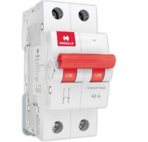 Havells 40A 2P Isolator, DHMGIDPX040