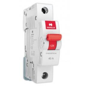 Havells 40A 1P Isolator, DHMGISPX040
