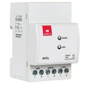 Havells 5A SP+N 3M ACCL Without Gen Start/Stop, DHADOSN3005