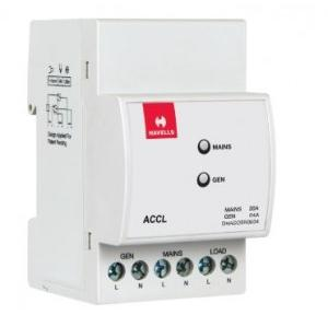 Havells 4A SP+N 3M ACCL Without Gen Start/Stop, DHADOSN3004