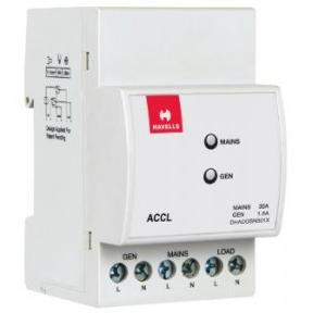 Havells 3A SP+N 3M ACCL Without Gen Start/Stop, DHADOSN3003