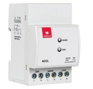 Havells 2.5A SP+N 3M ACCL Without Gen Start/Stop, DHADOSN302X