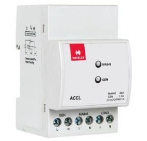 Havells 1.5A SP+N 3M ACCL Without Gen Start/Stop, DHADOSN301X