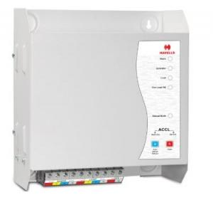 Havells  20A SPN/TPN ACCL With Gen Start/Stop, DHACWTN6320