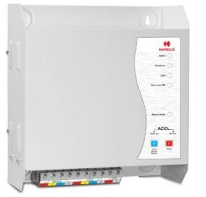 Havells  40A SPN/TPN ACCL Without Gen Strat/Stop, DHACOTN6340