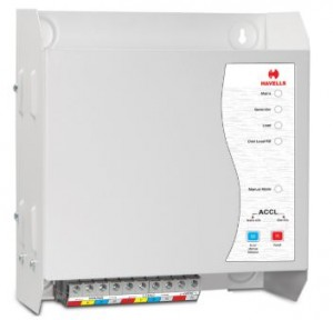 Havells  30A SPN/TPN ACCL Without Gen Strat/Stop, DHACOTN4030