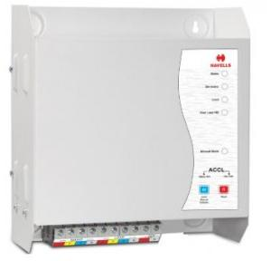 Havells  20A SPN/TPN ACCL Without Gen Strat/Stop, DHACOTN4020