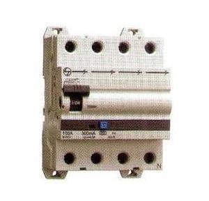 L&T 100A 300mA 4P RCCB, AURAD410030