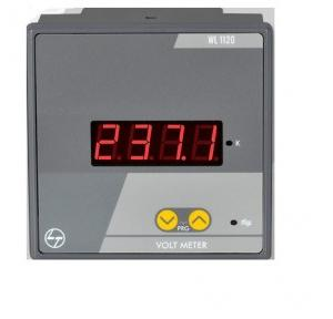 L&T 1 Ph Single Function Meter, WL112020OOOO