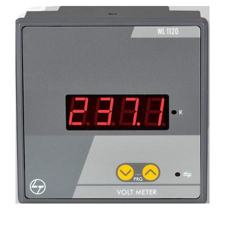 L&T 1 Ph Single Function Meter, WL111010OOOO