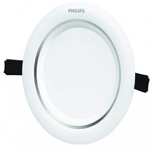 Philips Slim 15W Round LED Panel Light DN192 (Natural White)