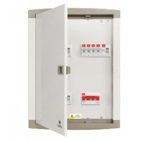 Havells Double Door 2+4W Distribution Board, DHDNTHPDRW04