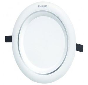 Philips 12.5W Round LED Down Light, DN 172B (Natural White)