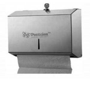 Pentolex SS 202 C-Fold Dispenser, 280x101x371 mm
