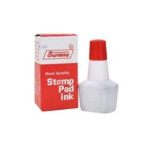Supreme Stamp Pad Ink, 60ml (Red)