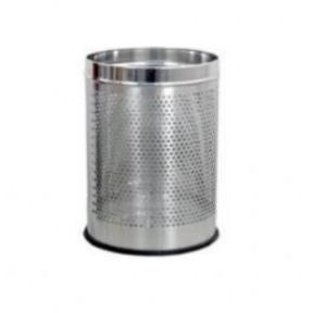 ZIH SS Perforated Hamper Bin, 7x10 Inch