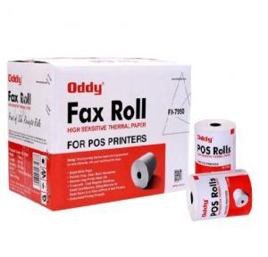 Thermal Paper Fax Rolls FX-25, Size: 210 mm x 25 m