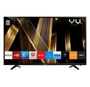 VU 32 Inch HD Ready Smart LED TV 32-OA, 32D6475 (Black)