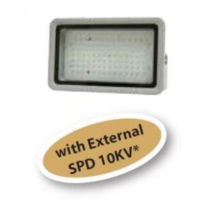 Jaquar 90 W LED Flood Light, LFLD02S090XC (Cool Daylight)
