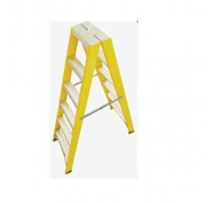 Youngman FRP Twin Double Side 5 Step Ladder 1.50 m, FRPD06IY