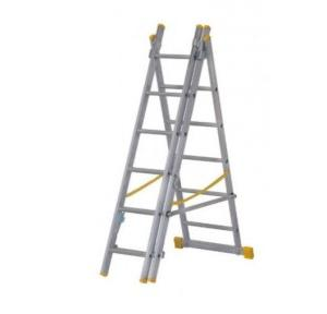Youngman Sliding 4-way Combination Ladder 2m, 34038100