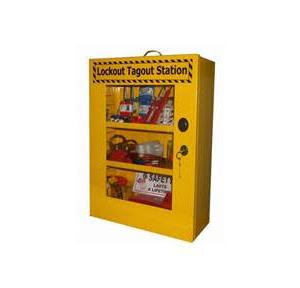 Loto Kit With Board & Signage (109 Pcs)