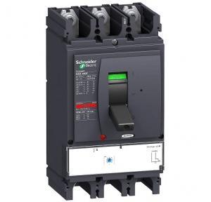 Schneider MPCB With Micrologic 1.3M Compact NSXm 500A 3 Pole 36kA, LV432948