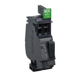 Schneider Compact NSXm AC Shunt Voltage Release 48V 50/60 Hz, LV426842