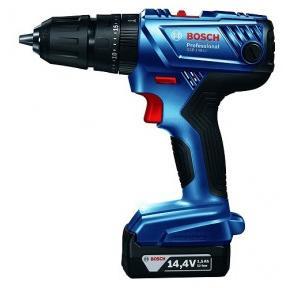 Bosch GSB140 LI Cordless Drill, 14.4 V, 450-1700 rpm, 9F80601200