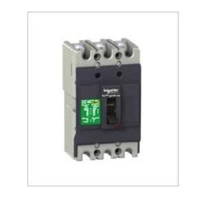 Schneider AC MCCB With Fixed TMD EasyPact NKS 200A 3 Pole 10kA, NKS200R200AC3P