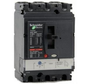 Schneider AC MCCB With Fixed TMD EasyPact NKS 100A 3 Pole 10kA, NKS100R100AC3P