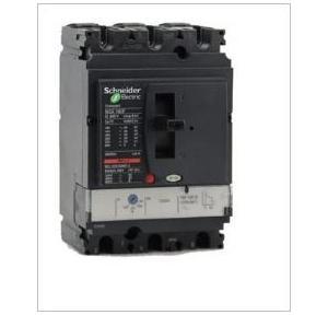 Schneider AC MCCB With Fixed TMD EasyPact NKS 63A 3 Pole 10kA, NKS100R063AC3P