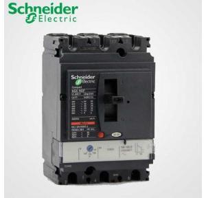 Schneider AC MCCB With Fixed TMD EasyPact NKS 50A 3 Pole 10kA, NKS100R050AC3P