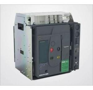 Schneider Circuit Breaker Fixed Electrical EasyPact SPS 1250A 4 Pole, SPS12F4PEF2B