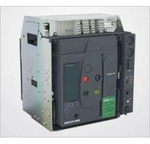 Schneider Circuit Breaker Fixed Electrical EasyPact SPS 800A 4 Pole, SPS08F4PEF2B