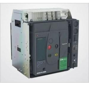 Schneider Circuit Breaker Fixed Manual EasyPact SPS 800A 4 Pole, SPS08F4PMF2B