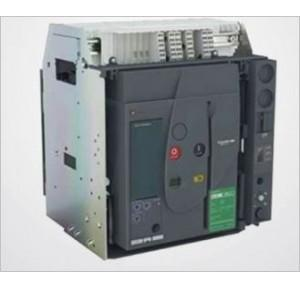 Schneider Circuit Breaker Fixed Electrical EasyPact SPS 800A 3 Pole, SPS08F3PEF2B
