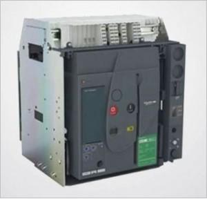 Schneider Circuit Breaker Fixed Manual EasyPact SPS 1250A 4 Pole, SPS12F4PMF6L