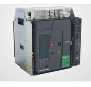 Schneider Circuit Breaker Fixed Manual EasyPact SPS 800A 4 Pole, SPS08F4PMF6L