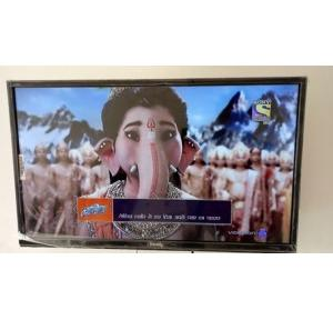 Trendy LED TV HD Ready 24 Inch (Black)