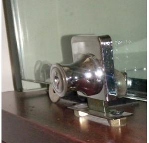 Glass Door Lock Heavy Duty