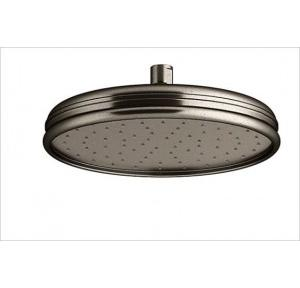 Kohler Artifacts Traditional Single Function Showerhead Round Chrome Polished, K-15993T-CL-CP