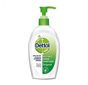 Dettol Instant Hand Sanitizer, 200 ml
