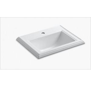 Kohler Memoirs Self-Rimming Basin With Single Faucet Hole 579x220x459 mm, K-2241IN-1-0