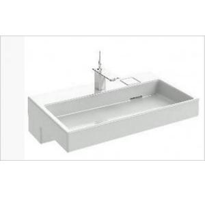 Kohler Terrace Vanity Top Basin With Single Faucet Hole 800x89x490 mm, K-XD112IN-V-0