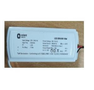Orient Constant Current LED Driver 10W 0.20A 36-65V