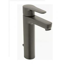 Kohler July July Single Control Tall Lav Faucet Without Drain, K-15238IN-4ND-BN