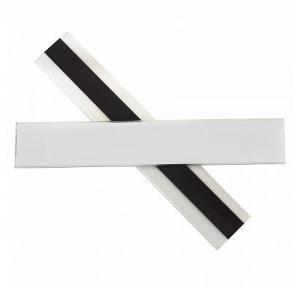 Worldone IF911 Magnetic Shelf Label Holder, Size: C1